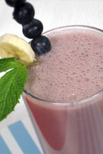 blueberry-banana-smoothie