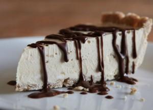 vegan ice cream pie
