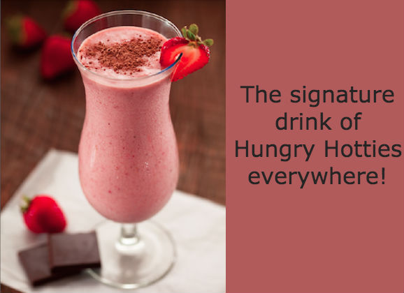 Hungry Hottie Smoothie