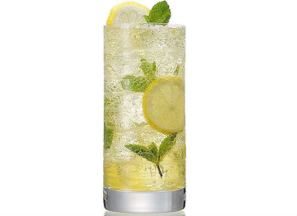 Lemon Mint Soda