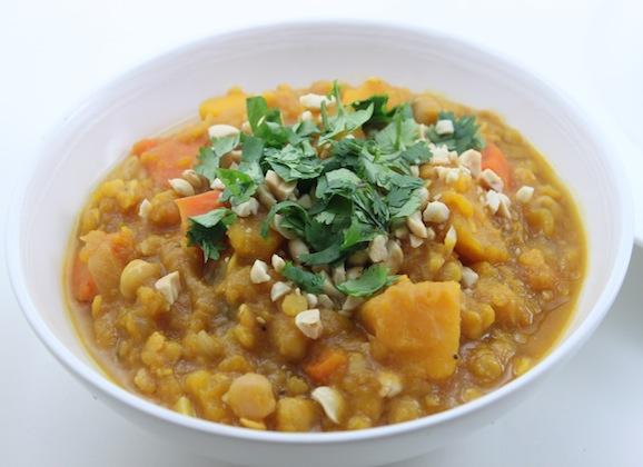 Hearty Garbanzo Stew
