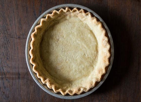 The Perfect Vegan Pie Crust