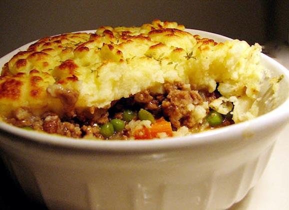 Quick Shepherd's Pie