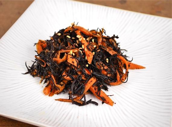 Chang Chang Hijiki Salad