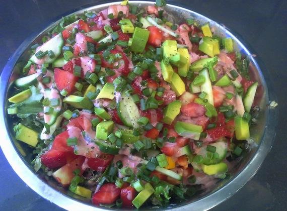 Cooler Salad