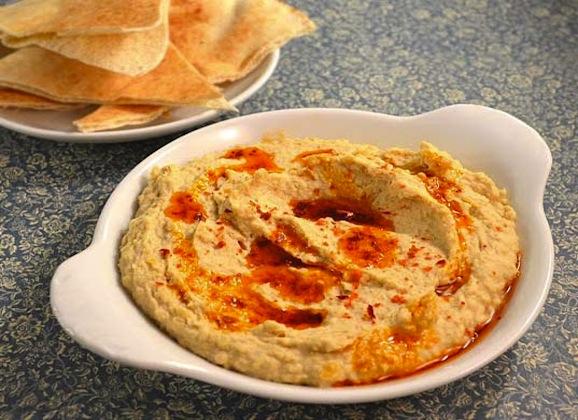 Creamy Tofu Hummus | VegFamily