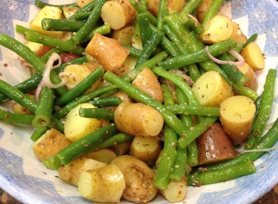 Perfectly Pleasing Potato Salad
