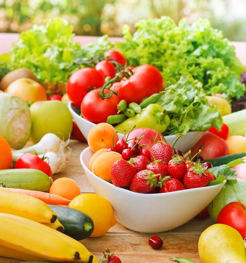 5 vegan food to prevent premature aging