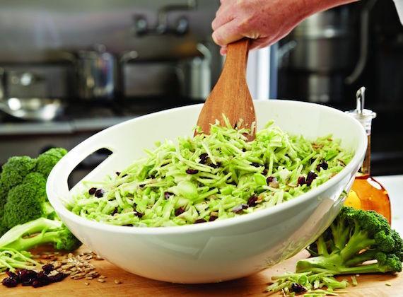 Sweet Broccoli Slaw