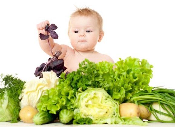 baby vegan