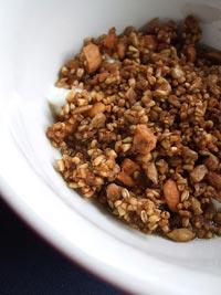 millet-granola
