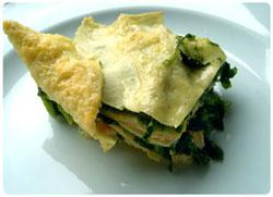 spinach-lasagna