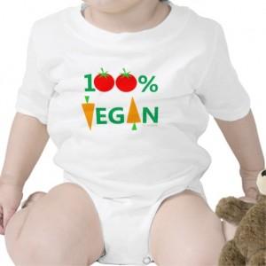 vegan baby