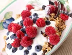 yogurt-fruit