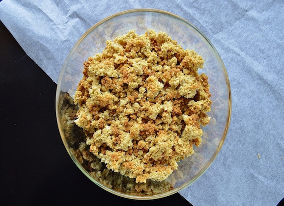 Almond Crumb Topping