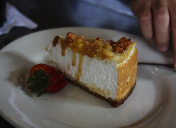 Delicious Tofu Cheesecake