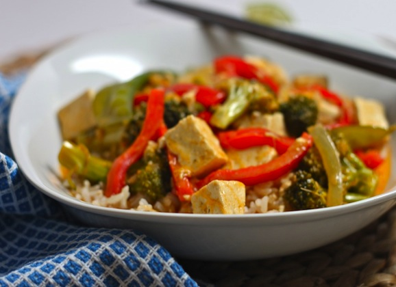 Vegan Thai-style Curry