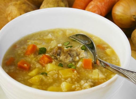 Vegetable Barley Stew