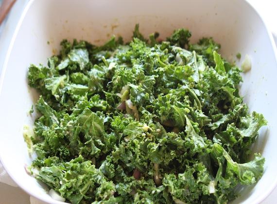 Hale Kale Salad