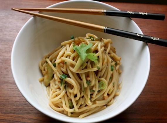 Peanut-Butter Noodles