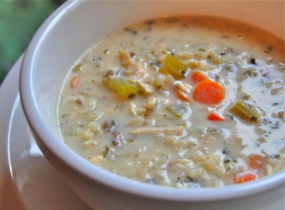 Annie's Wild Rice Soup